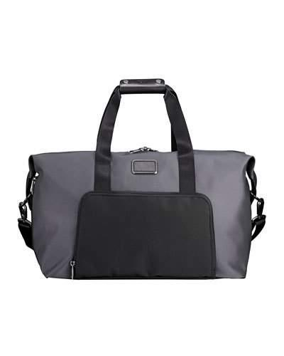 Tumi Double Expandable Travel Satchel Gray CFTUmsTTt8