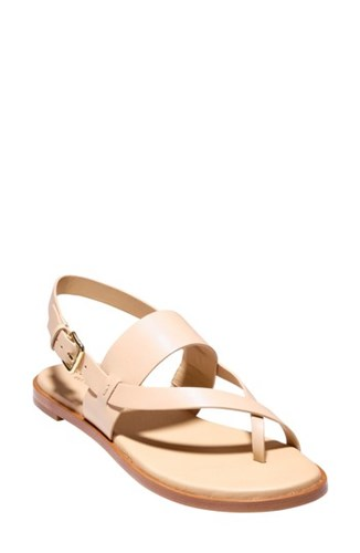 Sandal Anica Cole Haan Leather 'S Nude Ptw4Bwzq