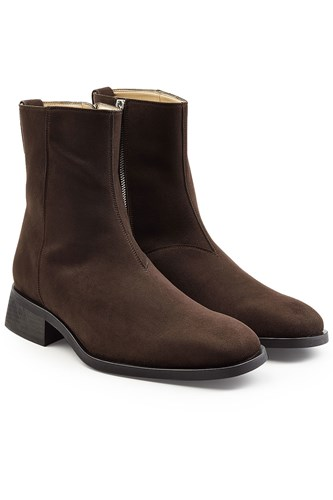 Stella McCartney Ankle Boots Brown OCC91f