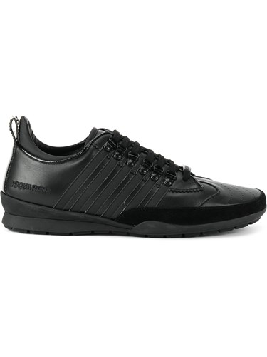 DSquared Dsquared2 New Runners Sneakers Black OvymM
