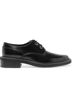 Rag and Bone Kenton Leather Brogues Black 0G0hZNbW6U