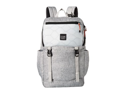 Pacsafe Slingsafe Lx500 Anti Theft 21L Backpack Tweed Grey Backpack Bags Brown fS2XrtFXay
