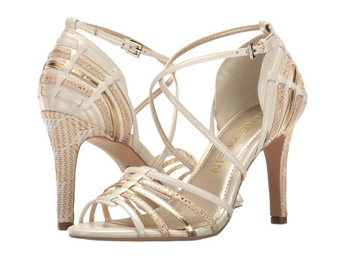 Klein Leather Ivory Shoes Ileane Multi Anne Beige ZwqTCHBw1x