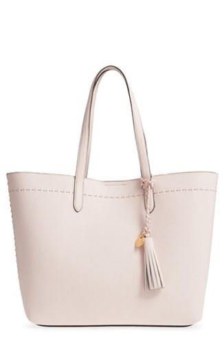 Cole Haan Payson Leather Tote Pink Peach Blush hTN04AN2l
