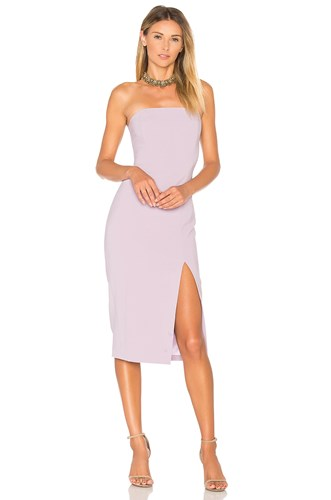 Jay Godfrey Thompson Dress Lavender 1YL8e