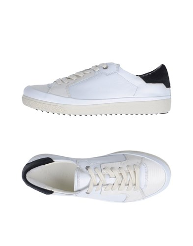 Pantofola D'oro Footwear Low Tops And Sneakers White hemBiyVE3