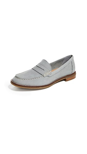 Sperry Sperry Gris Penny Loafers Loafers Seaport Seaport Gris Sperry Penny TqrOxTwR