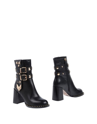 GIANNI RENZI COUTURE Footwear Ankle Boots 9FwUEH0d