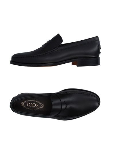 Tod's Loafers Black H51NBAEx