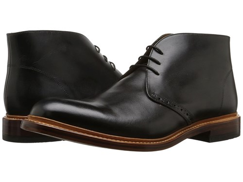 Up Madison Boots Lace 65 Smooth Black Adams Ii Men's Stacy ZFvO8