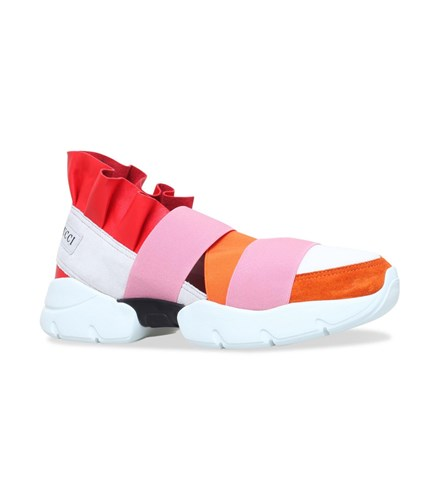 Pucci City Up City Up Pucci Orange Sneakers Orange Sneakers City Up Pucci TrqfYT