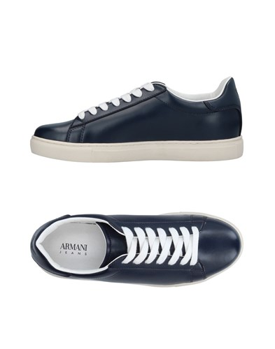 Armani Jeans Sneakers Blue 3i1VNSY6Pl