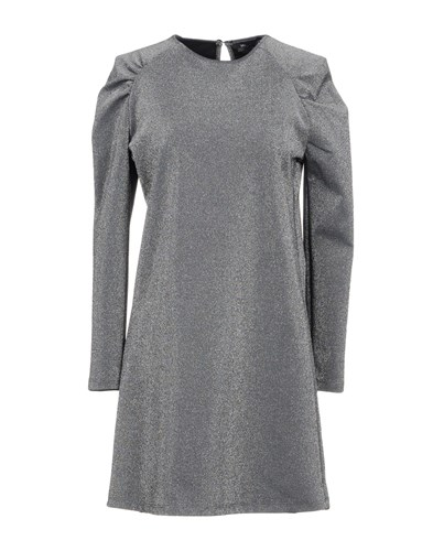 Short VANESSA Dresses VANESSA Grey Grey Dresses SCOTT SCOTT VANESSA SCOTT Short F8afnFU