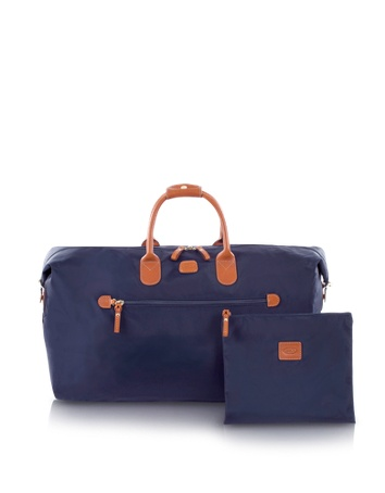 Bric's X Travel Large Foldable Last Minute Holdall In A Pouch 7MhGd0A