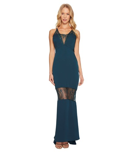 Adelyn Rae Laila Maxi Dress Black Women's Dress FUrOYV