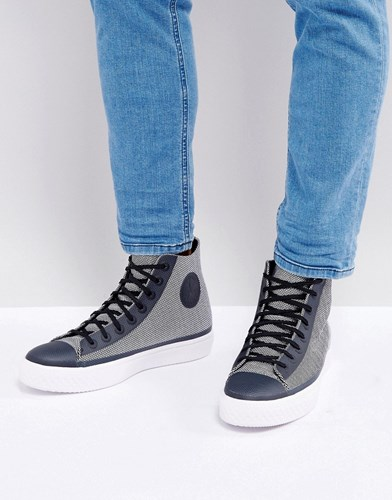 Converse Chuck Taylor Star Grey In Plimsolls Hi Top Grey All UP6wZrqU