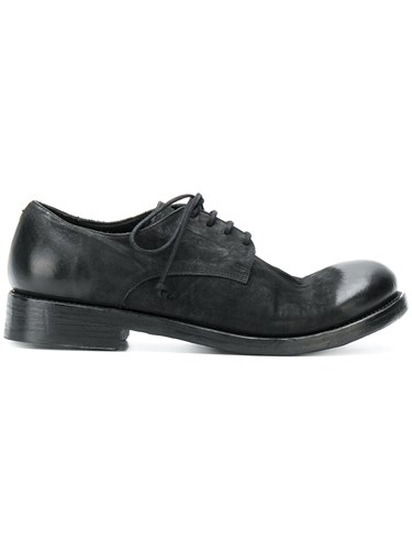 The Last Conspiracy Lace Up Shoes Horse Leather Leather Black J2WO1