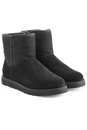 UGG Australia Shearling Lined Ankle Boots Black h0qCxeq