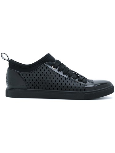 Vivienne Westwood Man Perforated Sneakers Unavailable ytP48ZSHM9