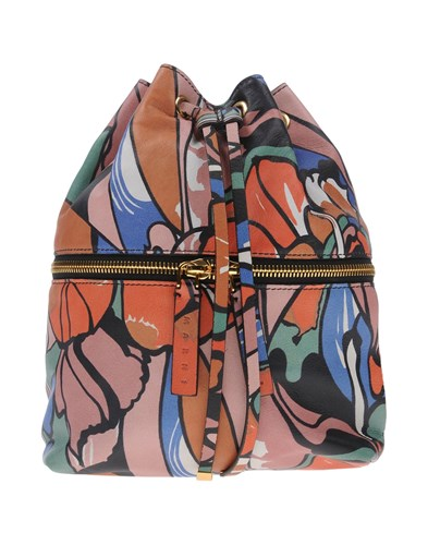 Marni Backpacks And Fanny Packs Pastel Pink X7Ngmdn