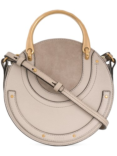 Chloé Micro Pixie Bag Nude And Neutrals Z130Pv5