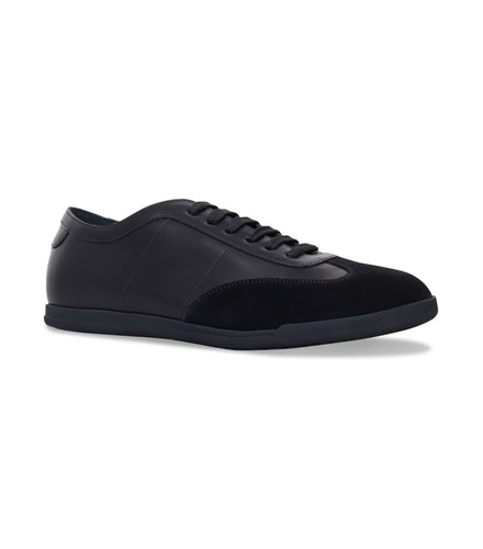 Paul Smith Leather Holzer Sneakers Black fqTvtUR