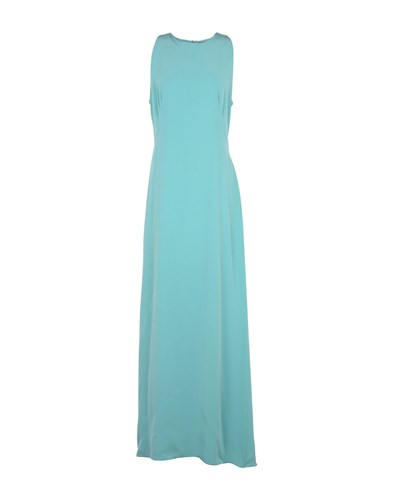 Alex Vidal Long Dresses Light Green htKgptZ8lh