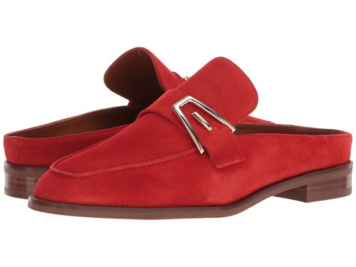 Aquatalia by Marvin K Tosca Red Suede Women's Shoes mFBdI6v