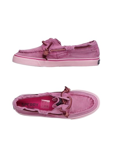 Sperry Top Sider Loafers Mauve pVUtT3s