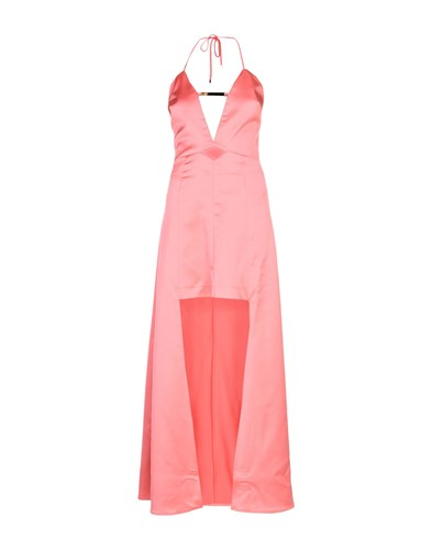 Space Style Concept Long Dresses Salmon Pink i4tbC0c