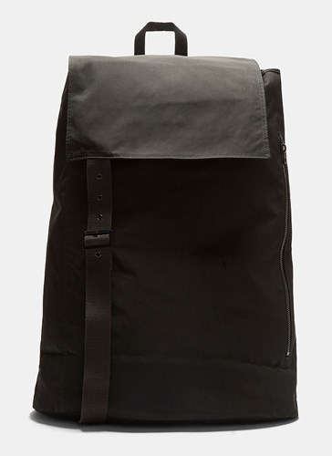 Raf Simons X Eastpak Flat Topload Large Backpack Black dCZKdc5bD1