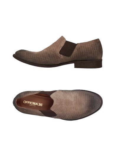 Officina 36 Loafers Dove Grey oh8sEBg