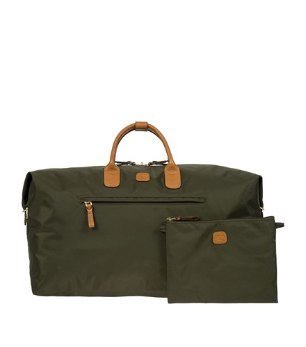 Bric's X Travel Holdall Green mLM71
