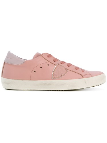 Philippe Model Paris Sneakers Pink And Purple Fdt0poDV