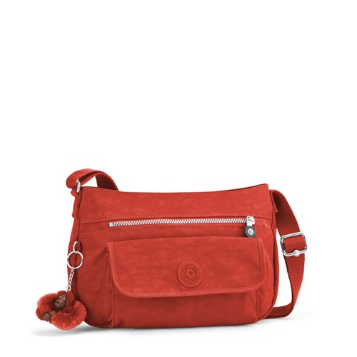 Kipling Syro Shoulder Bag Rust HBZs4G9FeW