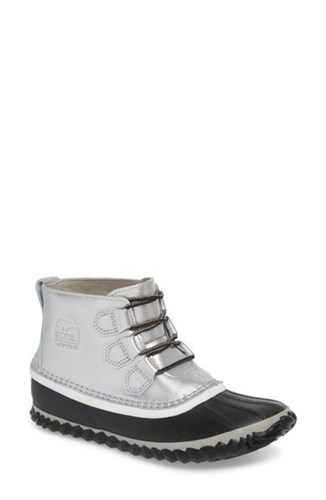 Sorel 'S 'Out N About' Leather Boot eD2eZ