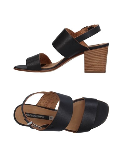 Alberto Fermani Sandals Black 8FGp3gERT6