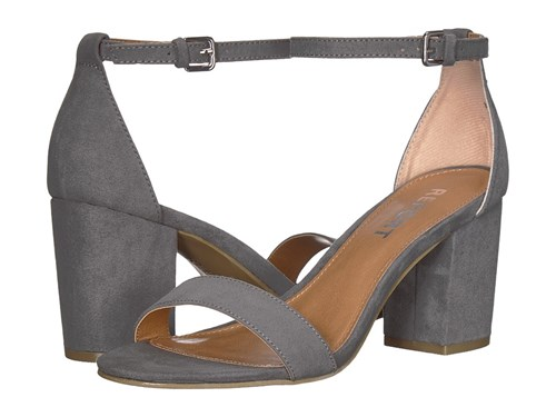 Report Payson Grey Fx Suede Sandals Gray k1FsdTJD
