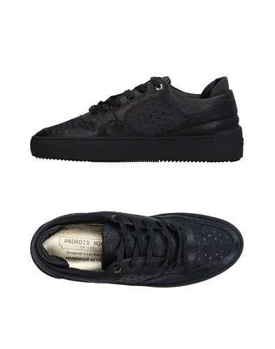 Android Homme Sneakers Black HBIuvO25b5