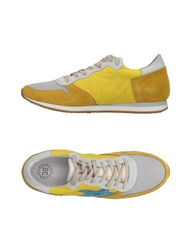 CIVICO 38 Sneakers Yellow gUzGSVT