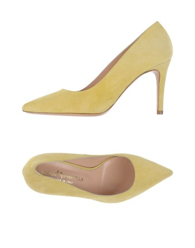 MARCO Pumps MARCO BARBABELLA Yellow MARCO Yellow BARBABELLA Pumps BARBABELLA UqHSrU1x