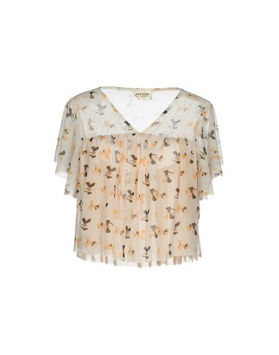 Blouses Ivory