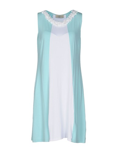 Just For You Short Dresses Turquoise S54mH