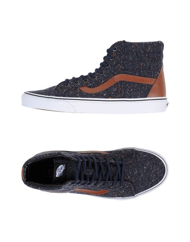 Vans Sneakers Dark Blue 9Jobms1e