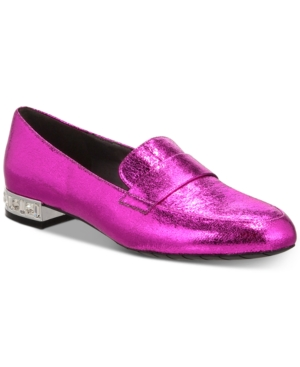 Kenneth Cole Reaction Women's Jet Behind Flats Women's Shoes Brght Pink S3i7U4wE