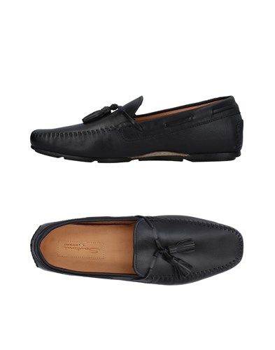 Santoni Loafers Black wGrMPM1pN0