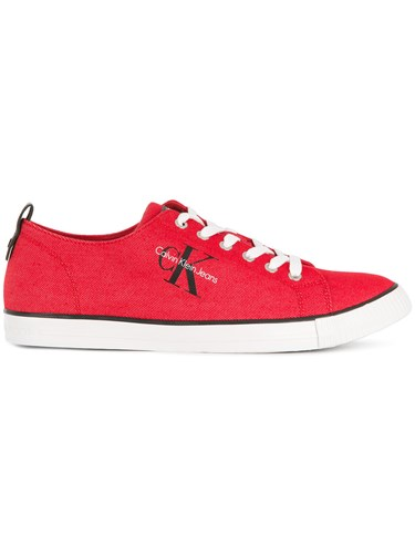 Calvin Klein Jeans Low Top Sneakers Red fO6x1r