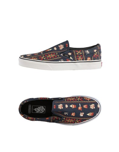 Vans Sneakers Dark Blue KIhLf2k