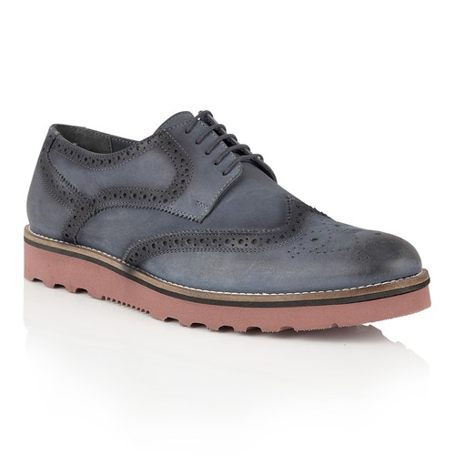 Brogues Bradshaw Lace Lotus Up Since Navy 1759 w4q84Fa