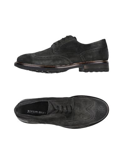 Xagon Man Lace Up Shoes Lead 7LO5i